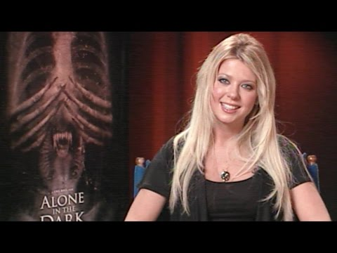 'Alone in the Dark' Tara Reid Interview