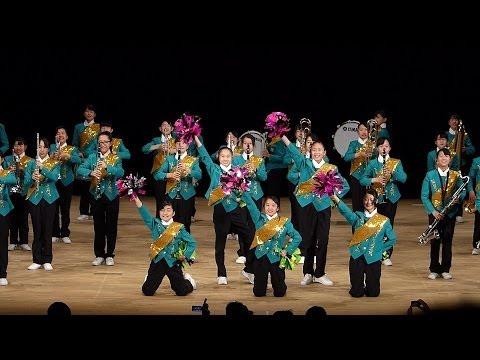 ナゴヤ・エキトピア2014 (津島市立 藤浪中学校吹奏楽部)