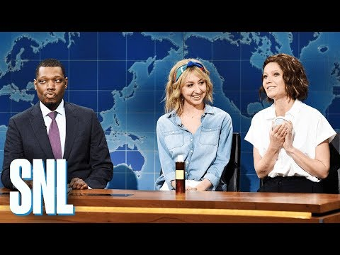 Weekend Update: Baskin Johns Shares More Goop Products - SNL