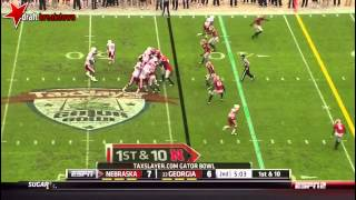 Quincy Enunwa vs Georgia (2013)