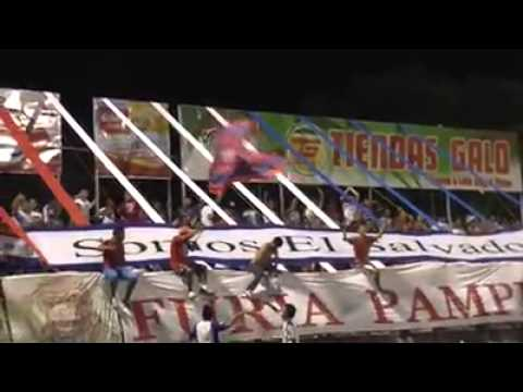 SOMOS DE LA GLORIOSA FURIA PAMPERA - Furia Pampera - Luis Ángel Firpo