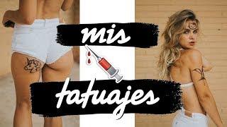 Video Mis tatuajes (parodia) | Marina Yers MP3, 3GP, MP4, WEBM, AVI, FLV Februari 2018
