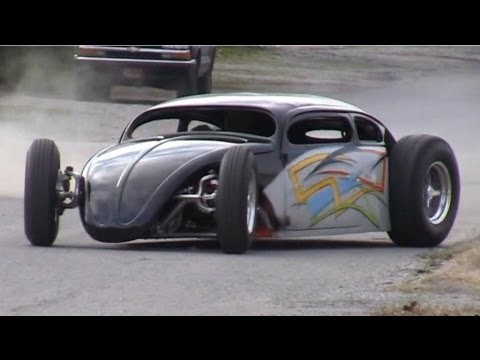 GSXR Powered VW Bug HotRod