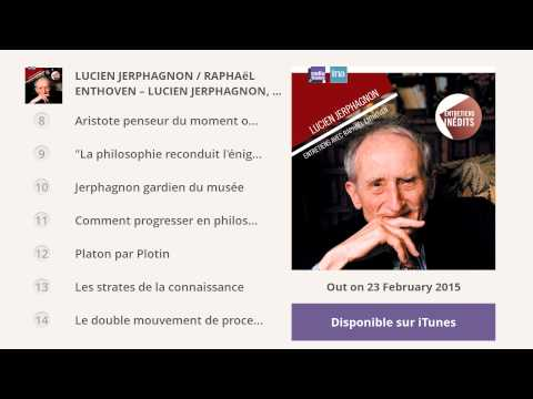 Vid�o de Lucien Jerphagnon
