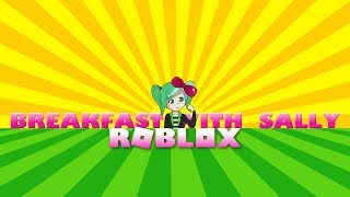 Roblox LIVE Breakfast with SallyGreenGamer  Meep City Coins Giveaway!