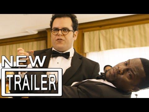 The Wedding Ringer Trailer 2 Official - Kevin Hart, Josh Gad