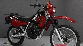 1. 2004  KAWASAKI  KLR250 - National Powersports Distributors