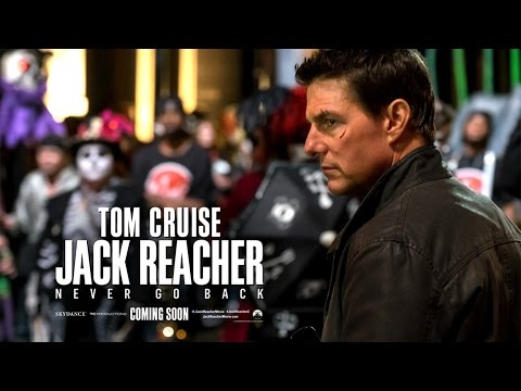 Here's Another Trailer For Jack Reacher: Never Go Back