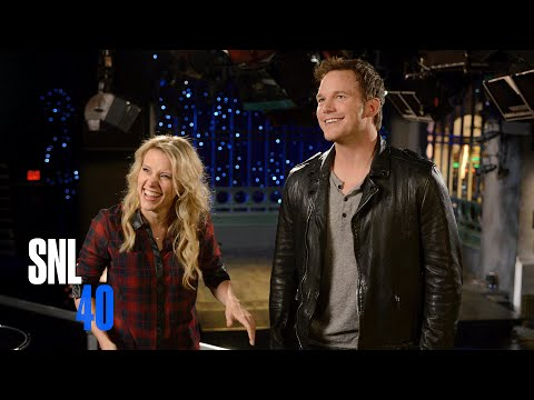 Saturday Night Live 40.01 (Promo 'Chris Pratt')