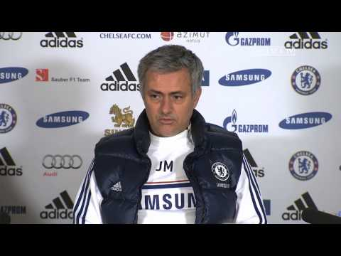 manager - Jose Mourinho spoke to Chelsea TV ahead of the Premier League fixture against Tottenham at Stamford Bridge. Watch all the build up on Chelsea TV... http://bi...