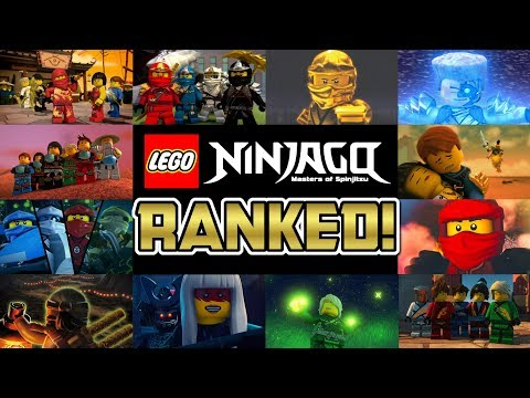 ALL 12 NINJAGO FINAL BATTLES RANKED! 😱