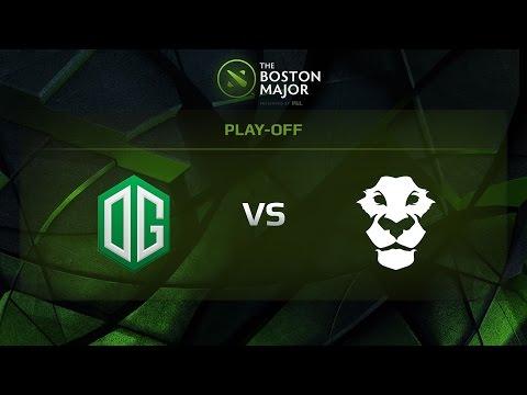 [MUST SEE] OG vs AD Finem, Game 3, Grand Final - The Boston Major