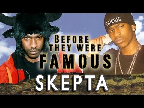 SKEPTA | BEFORE THEY WERE FAMOUS @mccruddenm @Skepta