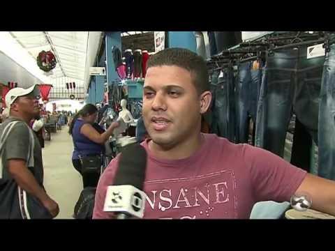 Comerciantes esperam aumento nas vendas de fim de ano em Santa Cruz do Capibaribe