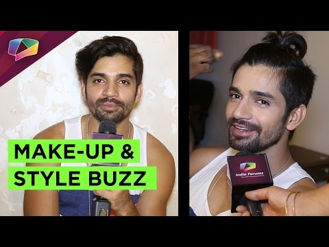 Vishal Singhs make-up routine and style fundaz