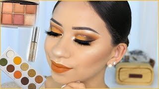 JACLYN HILL ARMED AND GORGEOUS GLITTER CUT CREASE TUTORIAL