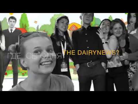 Где сегодня The DairyNews? Убирает кукурузу с TH True Milk