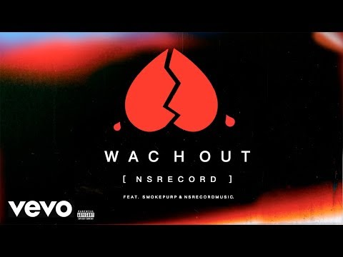 Smokepurpp - WACH OUT (Official-Audio)