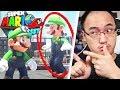 LE VRAI LUIGI NOUS TROLL HARD ! | Super Mario Odyssey