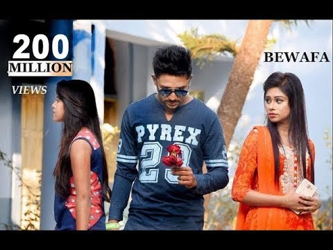 Download Bewafa Hai Tu| Heart Touching Love Story 2018| Latest Hindi New Song | By LoveSHEET | Till Watch End HD Mp4 3GP Video and MP3
