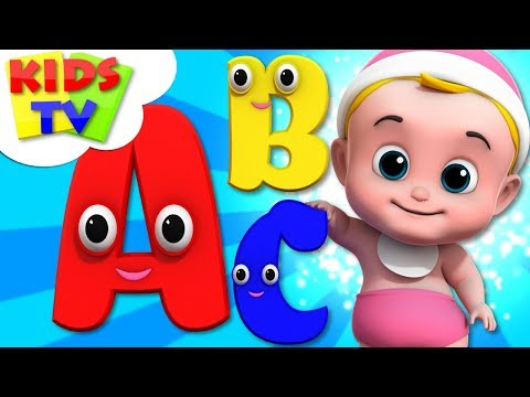 ABC Song | Phonics Song For Children | Nursery Rhymes | Kids Songs