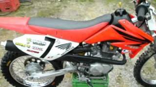 4. 2007 CRF100F