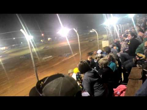 Limited late model- tricounty