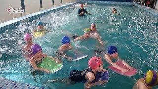У селищі Добротвір відкрили перший басейн
