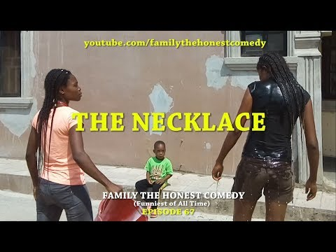 THE NECKLACE (Mark Angel Comedy) (Episode 67)