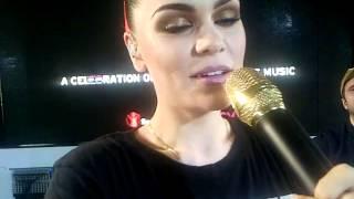 Jessie J Singing to my Phone