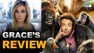 Dolittle REVIEW by Beyond The Trailer
