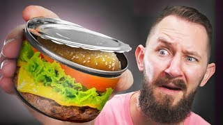 Video 10 Food Products that SHOULDN'T be Canned! MP3, 3GP, MP4, WEBM, AVI, FLV Februari 2019