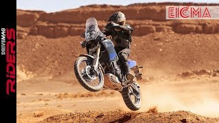 1. Yamaha Tenere 700 - the Final Version is here! | Insights & Specs