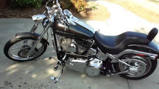 1. 2007 Harley-Davidson Softail Deuce