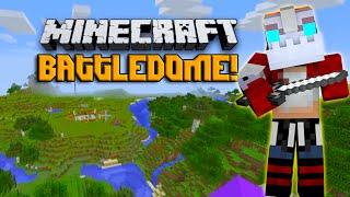 Minecraft Battledome! FIRST 1.8 BATTLEDOME! w/Nooch&Friends