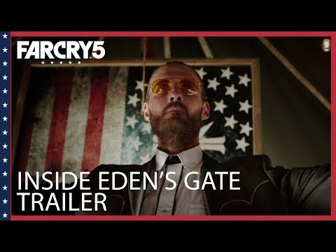 Far Cry 5: Inside Eden's Gate - Live Action Short Film | Trailer | Ubisoft [NA]