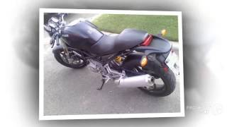10. Ducati Monster 620 Dark 2006