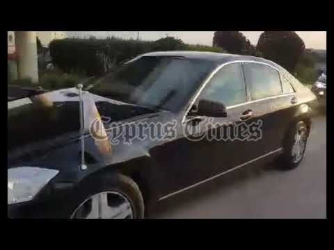 Video - Ο ΠτΔ επισκέφθηκε τον Δημήτρη Χριστόφια στο νοσοκομείο