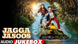 Ullu Ka Pattha►0:00Galti Se Mistake►3:31Jhumritalaiyya►6:54Phir Wahi►10:53Musafir►15:06Khaana Khaake►19:48Presenting the full audio jukebox from the Bollywood movie Jagga Jasoos.Starring: Ranbir Kapoor, Katrina KaifDirected By: Anurag BasuDOP - Ravi VarmanWritten By: Anurag BasuProduced By: Siddharth Roy Kapur, Ranbir Kapoor, Anurag BasuSong- Ullu Ka PatthaSinger- Arijit Singh & Nikhita GandhiLyrics- Amitabh BhattacharyaMusic-PritamMixed and Mastered By  Shadab Rayeen @ New Edge Music Label: T-Series :::::Additional Song Details::::::Music Production and Sound Design: Dj Phukan and Sunny M.RMusic Programming: Sunny M.R.Ulule Vocals: Vivienne PoochaUlule Production: Dj PhukanAssistant engineers: Abhishek Sortey & Dhananjay khapekarRecording Engineers- Ashwin Kulkarni, Himanshu Shirlekar, Aaroh VelankarVocal Conductor- Tushar Joshi, Kaushik DasMusicians : Electric and Acoustic Guitars - Roland Fernandes, recorded at Fiddle on the roof.Flamenco Guitars - Daniel García DiegoProduction Manager- Anupam Amod, Manoj HarshSong – Galti Se Mistake Singer- Arijit Singh and Amit MishraMusic – PritamLyrics- Amitabh BhattacharyaChoreography -Vijay GangulyRuel Dausan VarindaniMusic Label- T-Series :::::Additional Song Details::::::Music Production And Sound Design: Dj Phukan And Sunny M.RMusic Programming: Rohan Chauhan, Sunny M.R., DJ PhukanMixed And Mastered By Shadab Rayeen @ New Edge Assistant Engineers: Abhishek Sortey & Dhananjay KhapekarRecording Engineers- Ashwin Kulkarni, Himanshu Shirlekar, Aaroh VelankarVocal Conductor- Tushar Joshi, Amit Sawant Chorus : Akashdeep, Manoj, Abhishek, Shloke, Shubham, Aniruddh, Ashwin, Himanshu, Aaroh, Tushar, GudduTraditional Melodies And Rhythm UsedDhol : Debeshwar Saikia, Lachit,  Pankaj Bora, Gogona/ Pepa : Jayanta SonowalToka/ Taal : Anurag Saikia/ Bitopan Kashyap Studio  Auditek (Guwahati)Song -Jhumritalaiyya Music Director - PritamSinger - Arijit Singh and Mohan KananLyricist - Neelesh MisraMusic Label: T-SeriesSong - Phir WahiSinger - Arijit Singh Lyricist - Amitabh Bhattacharya Music - PritamMusic Label- T-Series Song - MusafirSinger - Tushar JoshiLyricist - Amitabh Bhattacharya Music - PritamMusic Label- T-Series Song: Khaana KhaakeSinger: Pritam, Amitabh Bhattacharya, Tushar, Geet Sagar, June, Antara,  Amit, Ashwin, Aroh , Sunny Music: PritamLyrics: Amitabh BhattacharyaMusic Label: T-Series___Enjoy & stay connected with us!► Subscribe to T-Series: http://bit.ly/TSeriesYouTube► Like us on Facebook: https://www.facebook.com/tseriesmusic► Follow us on Twitter: https://twitter.com/tseries► Follow us on Instagram: http://bit.ly/InstagramTseries