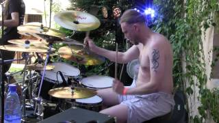 Video Gazdasgrind - Daj si vodu! Prekvapíš pečeň (Gazdajozef Drumcam)
