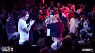 PEDRO VS MICHAEL WHITE   Don't Flop Rap Battle 2015