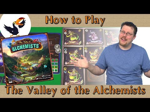 The Valley of Alchemists