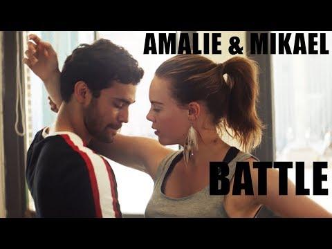 BATTLE | FILMKLIPP | Amalie & Mikael | På kino 28. september