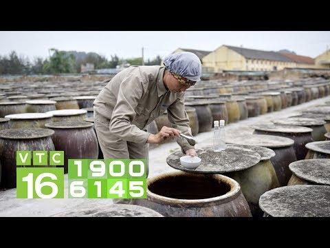 Nức tiếng làng nghề nước mắm Ba Làng, Thanh Hóa | VTC16 - Thời lượng: 3 phút, 3 giây.