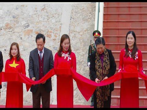 Khánh thành dự án xây dựng nhà bia tưởng niệm liệt sỹ tại Sơn La