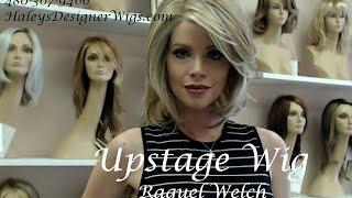 Video Upstage Wig by Raquel Welch- Haley's Designer Wigs MP3, 3GP, MP4, WEBM, AVI, FLV Juni 2018