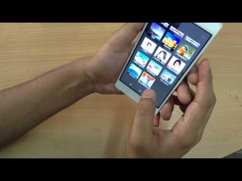 Coolpad Dazen X7 camera review