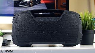 AOMAIS GO Bluetooth Speaker - CRAZY LOUD & Waterproof!!