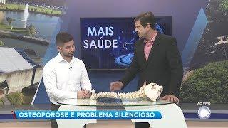 Fisioterapeuta alerta sobre os cuidados com a Osteoporose