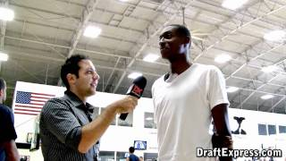 Deuce Bello - DraftExpress - 2010 Boost Mobile Elite 24